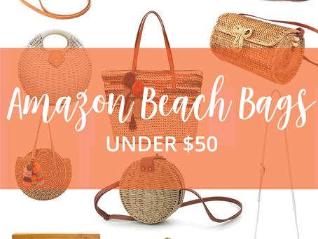 AMAZON BEACH BAGS UNDER $50
