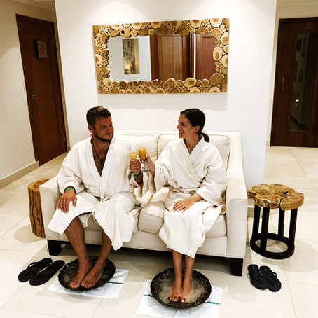 OUR RELAXING SPA DAY AT PURE INDULGENCE SPA, ARUBA