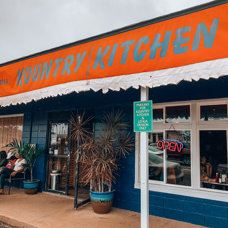 WHERE TO EAT   MY GUIDE TO KAUAI, HAWAII