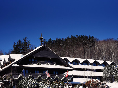 A ROMANTIC STAYCATION AT TRAPP FAMILY LODGE