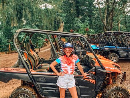 ATV ADVENTURE ON KIPU RANCH