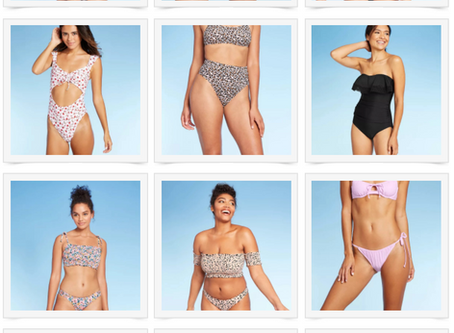 TARGET SWIM FAVORITES BOGO FREE!