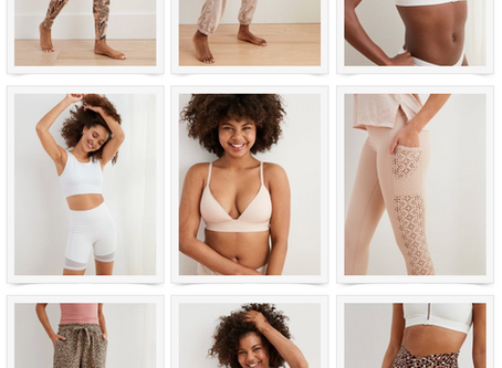 AERIE LOUNGEWEAR SALE PICKS