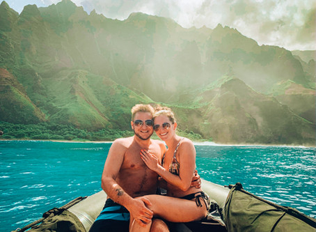 CRUISING THE NĀ PALI COAST WITH CAPTAIN ANDY'S