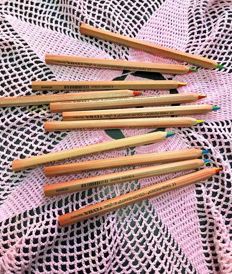 Lápis de várias cores da Stockmar 1un.