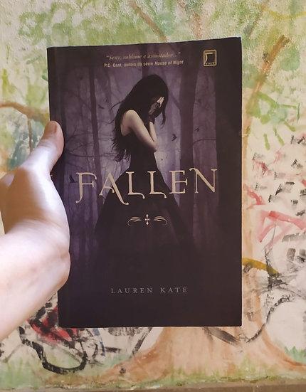 Fallen, por Lauren Kate
