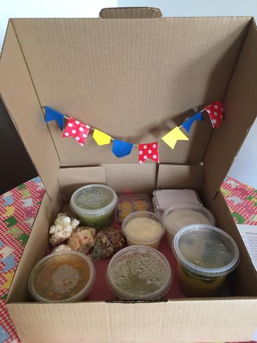Festa na caixa