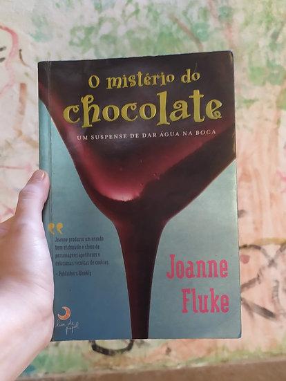 O mistério do chocolate, por Joanne Fluke