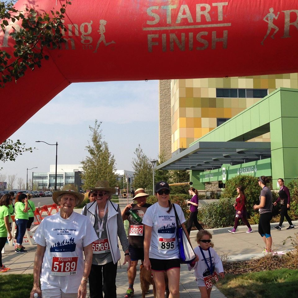 South Health Campus Fun Run