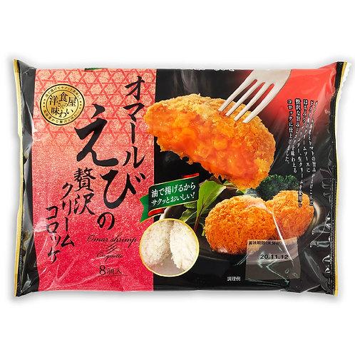 日本龍蝦忌廉薯餅(8個入)