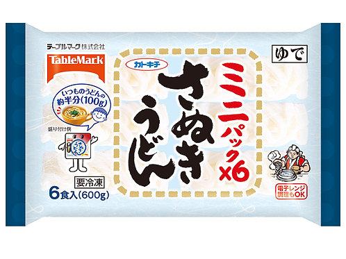 日本迷你裝讚岐烏冬(6個入)600g