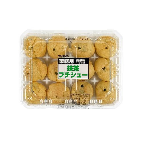 日本抹茶忌廉泡芙 105g