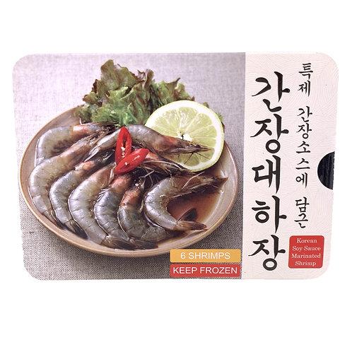 Seapost - 即食醬油蝦(300g)