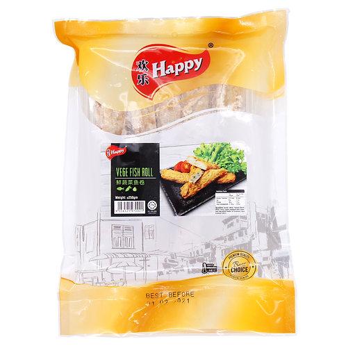 馬來西亞蔬菜脆脆魚肉卷Vege Fish Roll