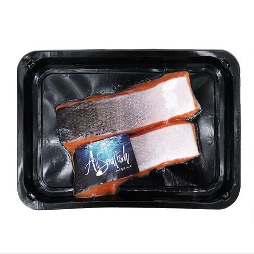 挪威三文魚肉 (約400克)