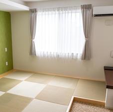 たたみルーム(Wa Room)