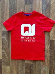 Apparel Printing - OJ Sports Logo Printed T-Shirt