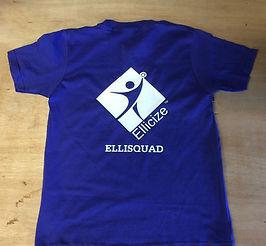 Apparel Printing - Ellisquad Logo Printed T-Shirt