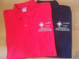 Apparel Printing - Custm Polo Shirt Design