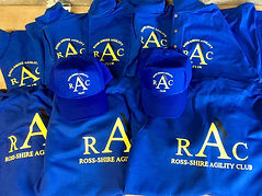 Apparel Printing - Ross-Shire Agility Club Logo Printed Garmnts