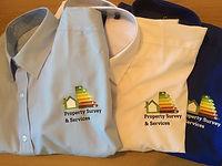 Apparel Printing - Custom Company Logo Shirts