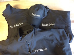 Apparel Printing - Sandwitches Logo Printed Garments