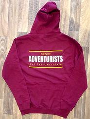 Apparel Printing - Adventurists Logo Printed Hoody