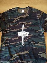 Apparel Printing - Custom Commando T-Shirt Print