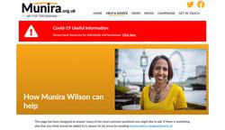 www.munira.org