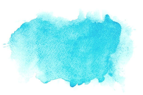 blue-watercolor-stain-shades-paint-strok