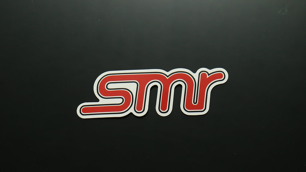 SMR Factory Stickers (104mm*42mm)