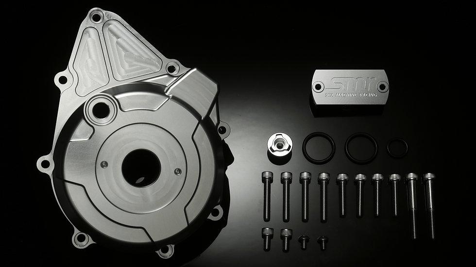 SMR CNC Stator Cover & Gear Cover (HONDA MSX-125/GROM-125)