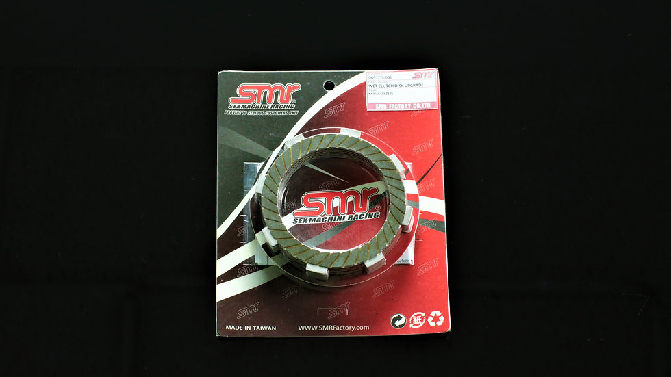 Kawasaki Z125 SMR Wet Clutch Upgrade 6 x Clutch Disk Kit