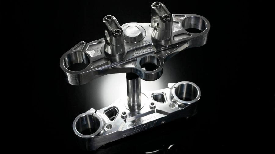 SMR CNC Raise Type Steering Stem For MSX 125