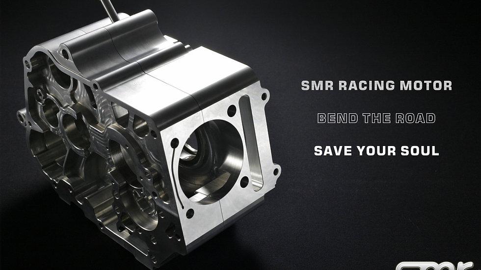 SMR CNC Crankcase 125-200cc