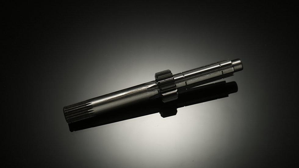 HONDA MSX-125/GROM-125 四速變速箱主軸(乾式離合器專用)