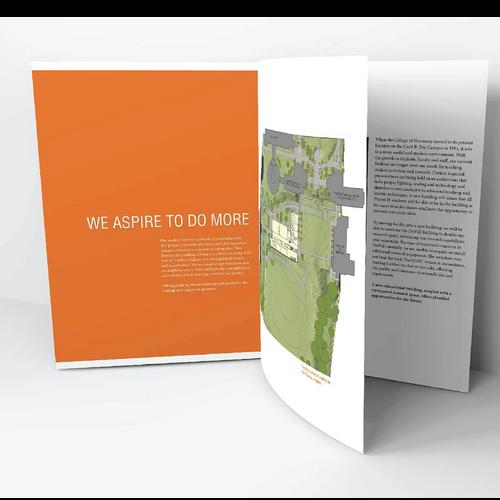 Corporate Fundraising Brochure