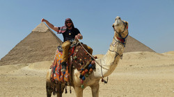 Bro. Drumm Egypt