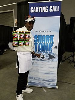 Chef Shrmpy on Shark Tank