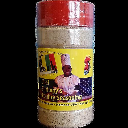 Chef Shrimpy's Poultry Seasoning