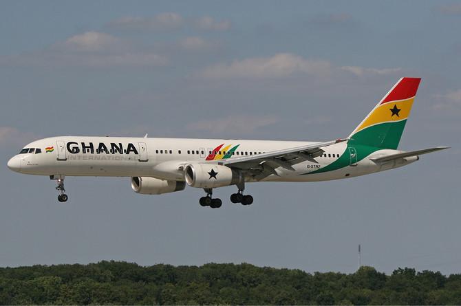 Ghana. Camp 2. Visa to Ghana - First Surprises