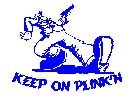 Keep on Plink'n