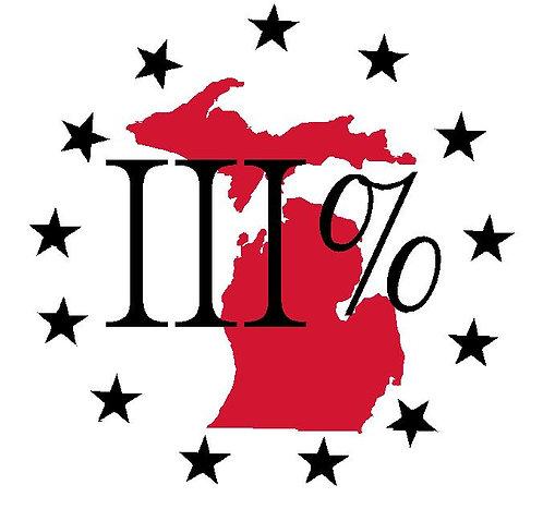 Michigan III%