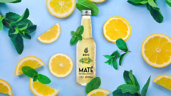 Mint & Lemon (Glass 33cl x 12)