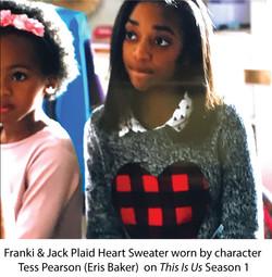 Franki & Jack (by ME.N.U.) on This Is Us
