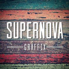 supernova graffix - Logo Idea