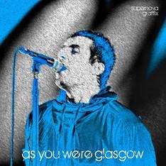 Liam Gallagher - Social Media Graphic