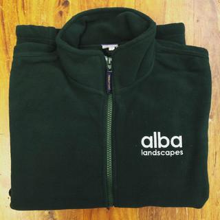 Alba Landscapes - Premium Fleece Jacket