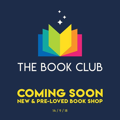 The Book Club - Poster/Flyer Design