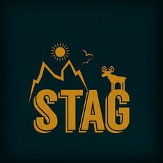 Stag - Logo Design
